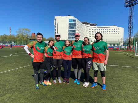 Алексей Эйдлин на турнире МФЛД 2021