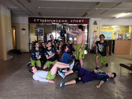 Kristina Togobetskaia на турнире Кубок Золотых Львов 2019