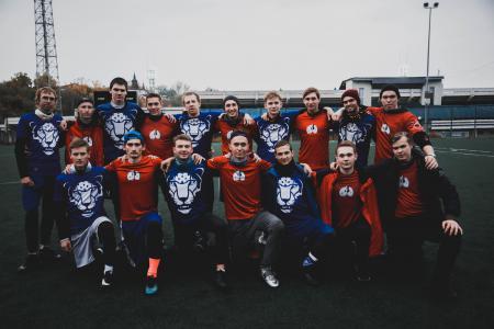 Константин Клецын на турнире Кубок Столетовых 2019