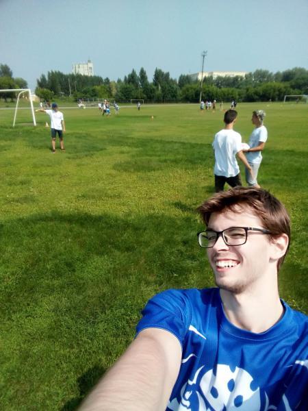 Константин Клецын на турнире STUF8