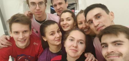 Константин Клецын на турнире Шляпа Пушкина