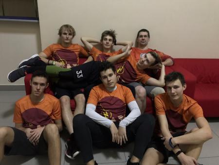 Денис Леонов на турнире ЗаПуск 2019