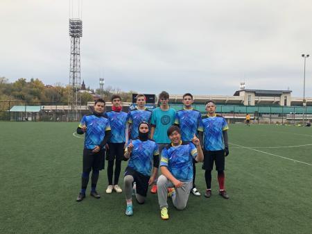 Денис Леонов на турнире Кубок Столетовых 2019