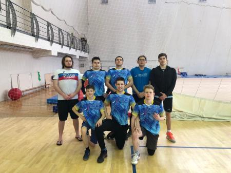 Денис Леонов на турнире КСС 2021