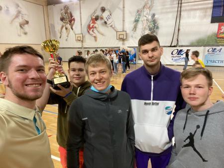 Денис Леонов на турнире ЗАПУСК 2021