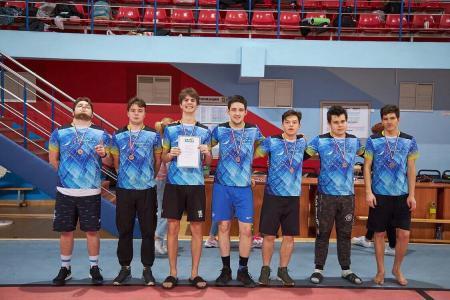 Денис Леонов на турнире BEST 2020