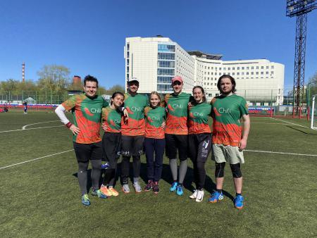 Денис Леонов на турнире МФЛД 2021