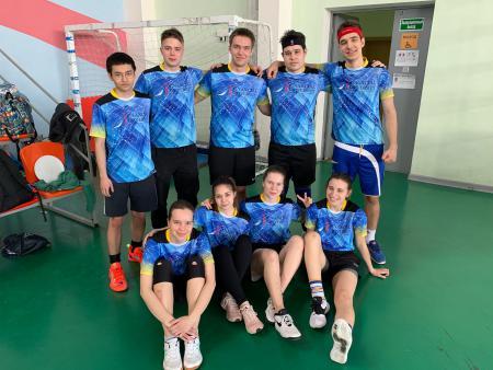 Денис Леонов на турнире DISCOVERY-2021.STUDENT