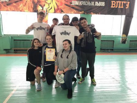 Денис Леонов на турнире КУБОК ЗОЛОТЫХ ЛЬВОВ 2018