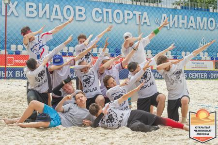 Денис Леонов на турнире ОЧМ 2019