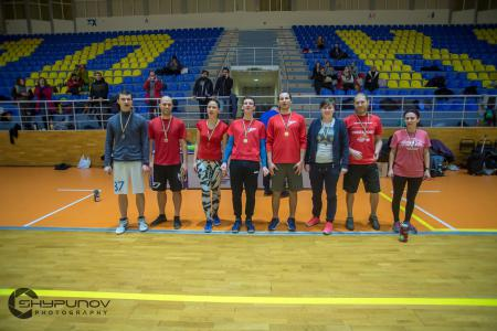Anton Brusnik на турнире Polar Express 2018