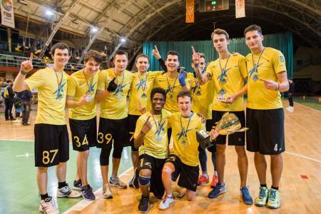 Anton Brusnik на турнире Кубок Говерлы 2018