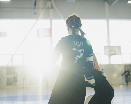 Екатерина Ильина на турнире Стрелка 2018