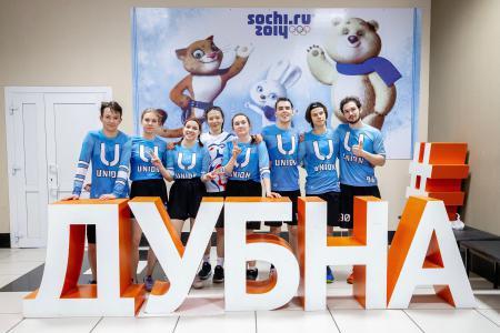 Екатерина Ильина на турнире Кубок Дубны 2021
