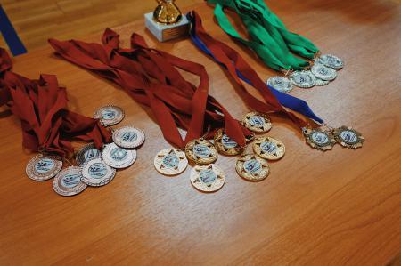 Мария Кошманова на турнире I этап первенства России по алтимату