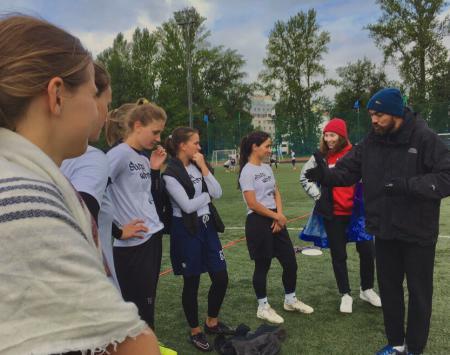 Мария Кошманова на турнире EUCR-N O+W+X 2019