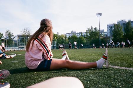Мария Кошманова на турнире ОЧР 2019