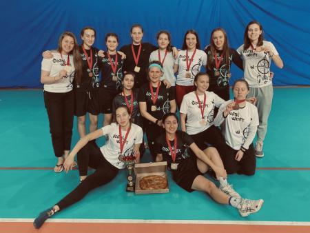 Мария Кошманова на турнире ЗаПуск-2019 (yep, again)