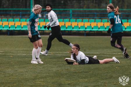 Мария Кошманова на турнире ОЧР 2021