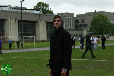 Сергей Перепелкин на турнире DISCOVERY-2018.SPRING