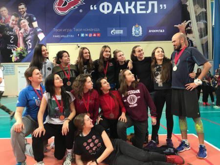 Алина Черемина на турнире ЗаПуск 2017