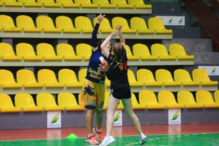 Дина Новик на турнире Lynxes' White Cup 2018