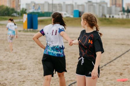 Дина Новик на турнире Spring Beach Hat 2019