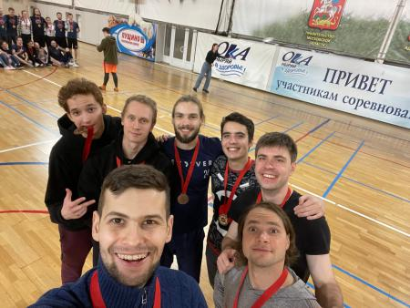 Георгий Курбетьев на турнире ЗАПУСК 2021