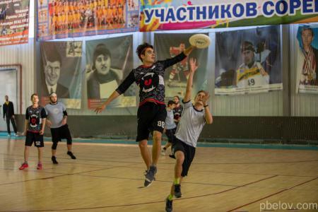 Георгий Курбетьев на турнире Конституционный слёт 2020