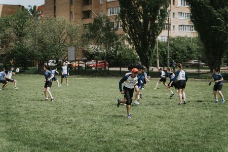 Георгий Курбетьев на турнире DISCOVERY-2021.PRO