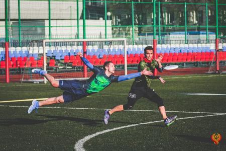 Георгий Курбетьев на турнире МФЛД 2021
