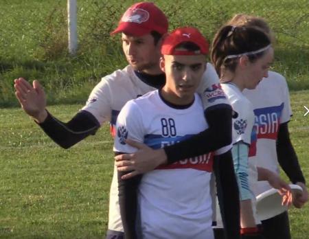 Георгий Курбетьев на турнире DISCOVERY-2021.FINAL МЧР