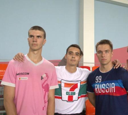 Георгий Курбетьев на турнире DISCOVERY-2021.MAXI