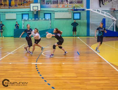 Лиза Виценко на турнире Winter Brest 2019