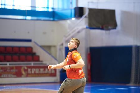 Егор Штанько на турнире The Cup of Ice and Fire 2020