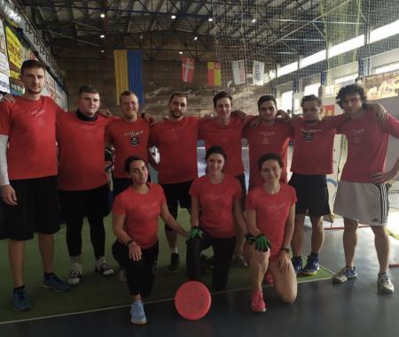 Егор Штанько на турнире Lubart Ultimate Cup 2019