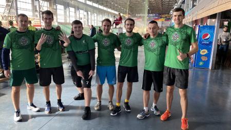 Егор Штанько на турнире Lubart Ultimate Cup 2020
