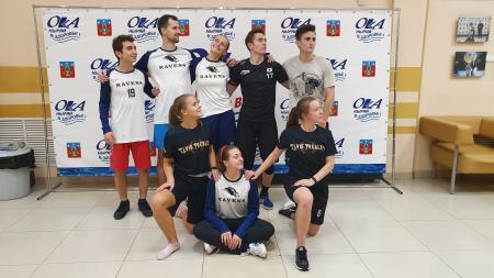 Искандер Ямбулатов на турнире Миксомания 2019