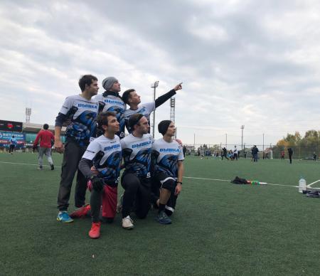 Искандер Ямбулатов на турнире Кубок Столетовых 2019
