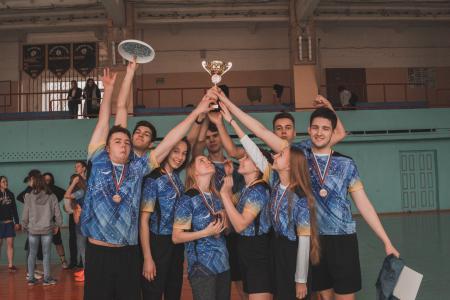 Александра Левен на турнире Кубок Золотых Львов 2019