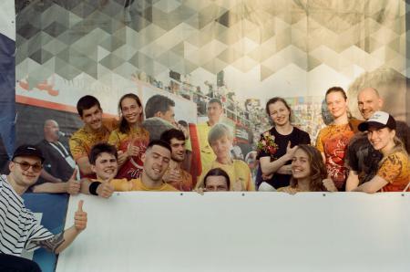 Александра Левен на турнире Строгинелло 27.06.2020