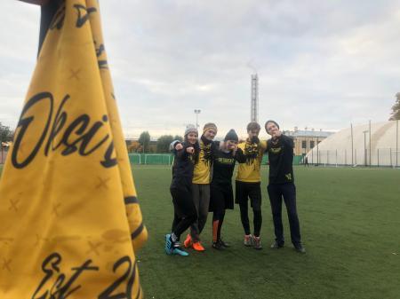 Татьяна Яркина на турнире Молодежный