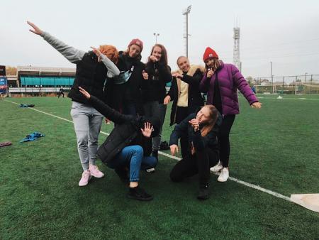 Елена Фирганг на турнире Кубок Столетовых 2019