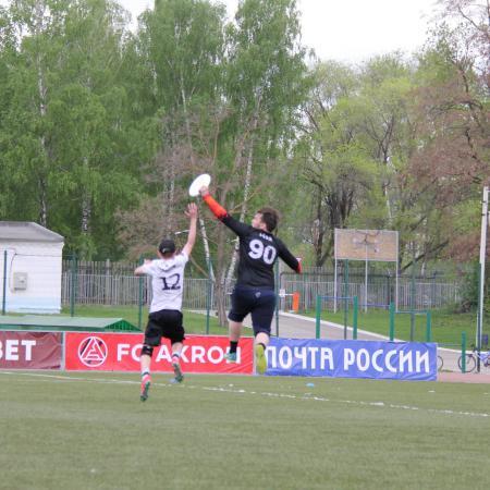 Арсений Комаров на турнире Volga River Cup