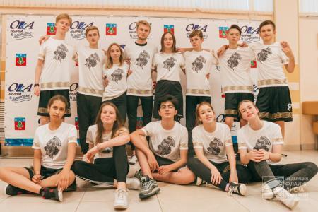 Ксения Шабанова на турнире I Этап Первенства среди юношеских команд