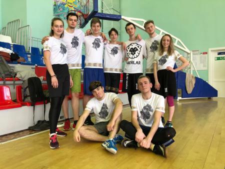 Ксения Шабанова на турнире Александровская Слобода Winter 2020