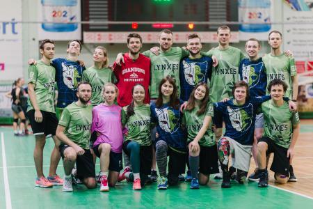 Вячеслав Хиневич на турнире Lynxes' White Cup 2019