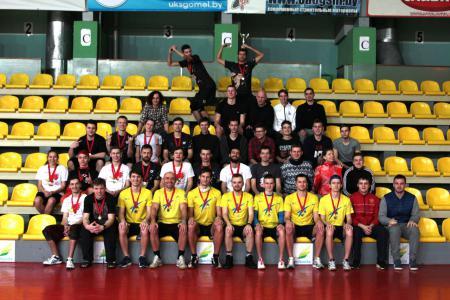 Вячеслав Хиневич на турнире Lynxes' White Cup 2017