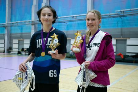 Иван Крюков на турнире 2 Этап Первенства России среди юношей и девушек U17, U13
