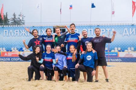 Александр Фомин на турнире ОЧМ 2020